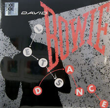 "DAVID BOWIE ""LET'S DANCE""  ep 12"" limited edition RSD sealed"