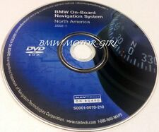 2006 2007 2008 2009 2010 BMW X3 3.0si Navigation DVD High Map Version  OEM