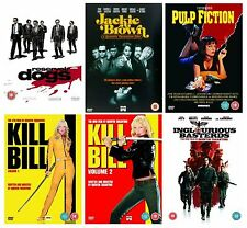 Quentin Tarantino Collection Box Set Brand NEW DVD
