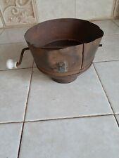 Vintage Flour Bin sifter Cone For Sellers McDougall Hoosier napenesse
