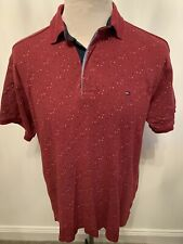 Mens Tommy Hilfiger Stylish Polo Top/Shirt *UK Size XXL*
