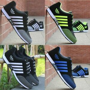 Men's Outdoor Casual Breathable Shoes Athletic Sneakers Sports Running wholesale