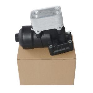 Oil filter assembly For AUDI A3 A4 VW Golf Passat SEAT SKODA 1.6 2.0 TDI