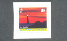 Lighthouses -Les Hanois Lighthouse-Guernsey single mnh -