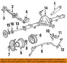 FORD OEM 92-97 F-350 Rear-Axle Seals F4TZ1S177C