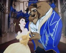 """Beauty and the Beast"" Signed 8x10 Photo Belle Benson O'Hara Todd Mueller COA"
