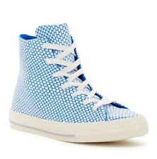 CONVERSE 7.5 Leather Gemma High Top Sneaker GEMMA Scaled Chuck Taylor All Star