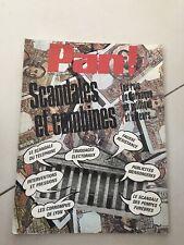 Ancienne Revue / Magazine PAN! Numero 9 1973