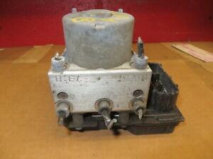 COLORADO 04-08 CANYON 04-08 ISUZU I-350 I-370  06-08 ABS Anti Lock Pump Module