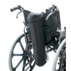 Oxygen Bottle Carrier Wheelchair Bag