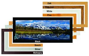 New Display Frame Poster Frame Picture Frames Photo Frames Modern Wood Frames