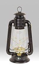 """Dietz Brand #20 """"Junior"""" Oil Lantern Black Gold Brass Colored lamp Kerosene"""