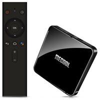 MECOOL KM3 Android 9.0 Voice Control TV Box - 4GB RAM+64GB ROM EU PLUG