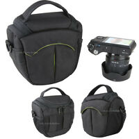 Waterproof Shoulder Camera Case Bag For Fuji FinePix HS30 X-S1 S4200 S4500 EXR