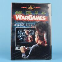 Wargames DVD - (Matthew Broderick War games) - New Sealed - Bilingual GUARANTEED