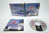 Sega Dreamcast *Die 24 Stunden von Le Mans* OVP mit Anleitung #2