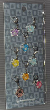 Japanese Pokemon Center Limited Metal Charm Minior Set