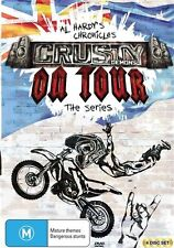 CRUSTY DEMONS ON TOUR THE SERIES 4DVD SET BRAND NEW SEALED MADE IN AUS