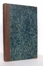 Francoeur ARITMETICA E ALGEBRA ELEMENTARE libro matematica 1843 RARO