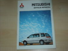 22918) Mitsubishi Space Wagon Prospekt 1994