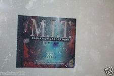 MIT RADIATION LABORATORY SERIES 1947 - 1951 PDF on DVD (28 VOLUMES)
