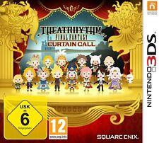 Theatrhythm Final Fantasy Curtain Call (Nintendo 3ds) nuevo embalaje original &