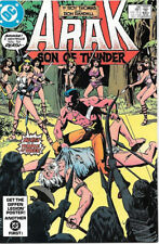 Arak Son of Thunder Comic Book #28 DC Comics 1983 NEAR MINT NEW UNREAD