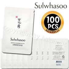 Sulwhasoo Gentle Cleansing Oil EX 4ml X 10pcs (40ml) Sample AMORE Version