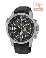 New SEIKO Prospex SSC293P2 Solar Military Alarm Chronograph Men's Watch