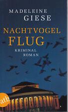 Nachtvogelflug Madeleine Giese Krimi Roman top erhalten neuwertig