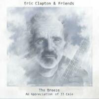 ERIC CLAPTON & FRIENDS The Breeze An Appreciation Of JJ Cale CD BRAND NEW