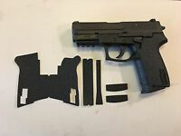 HANDLEITGRIPS Laser Cut Textured Rubber Grip Enhancement for SIG SAUER SP2022