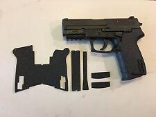HANDLEITGRIPS Laser Cut Textured Rubber Grip Enhancement for SIG SAUER SP2022