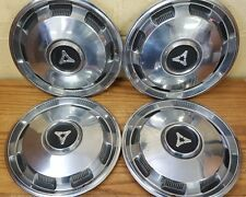 "1969 Dodge Dart 13"" Wheel Covers Hubcaps - Set of 4"