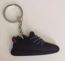96bd6b754 🇺🇸shipped USA adidas Yeezy 350 750 Boost Pirate Black Sneaker Keychain  Shoes