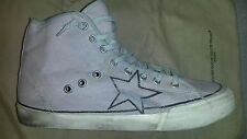 ORIGINAL GOLDEN GOOSE SNEAKERS - Francy G17D120B1 Rose Pâle Taille 40 *NEUF*