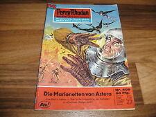 PERRY RHODAN # 405 -- les marionnettes de ASTERA // 1. édition 1969