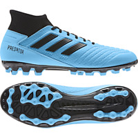 Adidas Men Football Shoes Cleats Soccer Artificial Boots Predator 19.3 AG F99990