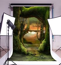 Fairy Forest 5x7ft Photo Backdrop Vinyl Photography Wall Background Studio Props