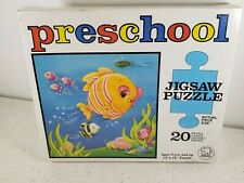 Preschoool 12 X 12 inch Jigsaw Puzzle # 7025 American Publishing  New Sealed