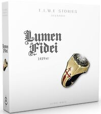 T.I.M.E (Time) Stories board game - Lumen Fidei expansion (New)