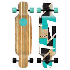 SOLA Bamboo Graphic Complete Longboard Skateboard - 36 to 38 inch  (Future)