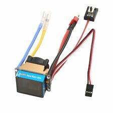 60A Dual Mode Brushed Speed Controller ESC Regulator for 1/10 RC Car Crawler