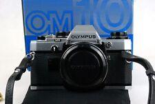Olympus OM10  sehr schöner Zustand in OVP  anschauen lohnt
