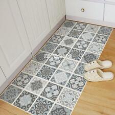 Kitchen Carpet Anti-Slip Mat Bedroom Floor Mat Rug Runner Hallway Carpet Doormat