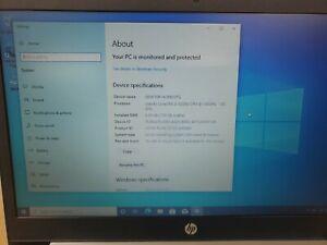 HP ProBook 440 G5 | i5-8250U (1.60 GHz) | 500GB HDD | 8GB RAM | Win 10 Pro
