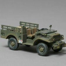 THOMAS GUNN MINIATURES ACCPAK026A USMC DODGE TRUCK