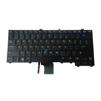 Non-Backlit Keyboard w/ Pointer for Dell Latitude E7440 Laptops - Replaces 4G6VR
