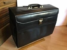 Unbranded Leather Laptop Friendly Travel Bags & Hand Luggage