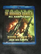 Blu-Ray movie THE BOONDOCK SAINTS 2, Norman Reedus, Sean Patrick Flannery